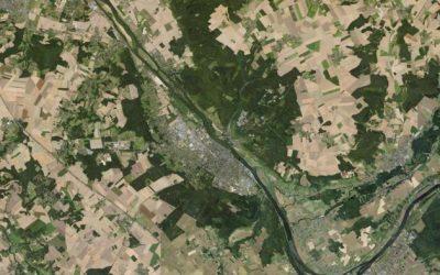 Projet pour l'union des communes Vernon / Saint-Marcel