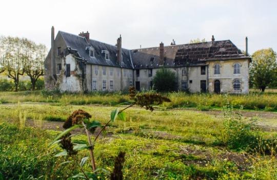 Le CESE associé à l'agence d'architecture vernonnaise MWAH répond à l'appel à projet de Seine Normandie Agglomération pour le Couvent des Capucins sur le site du quartier Fieschi à Vernon