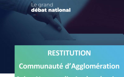 Grand débat national : document de restitution